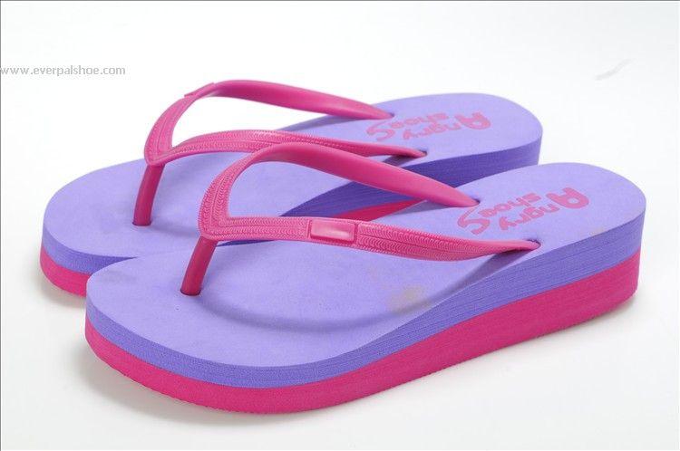 Flip flops with heels В» Online shoes for women