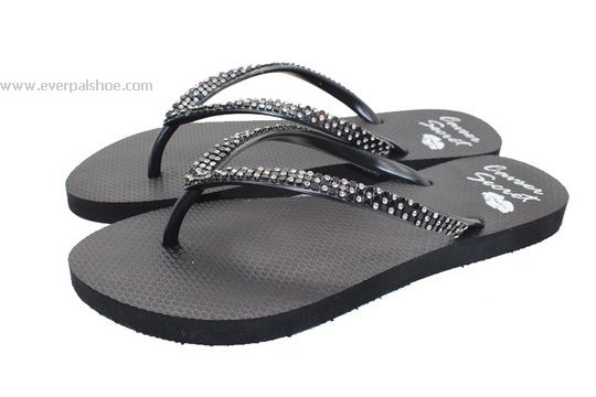 f931fda63092dd Black Diamond Flat Sole Flip Flops