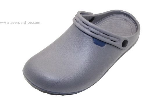 Durable Medical Clogs Grey