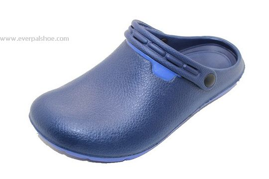 Blue Eva Injection Clogs