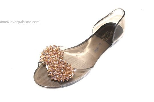 Home Products Cheap Pvc Jelly Slippers