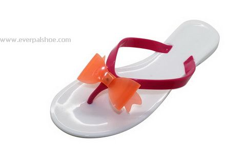 Plain Jelly Slippers Wholesale