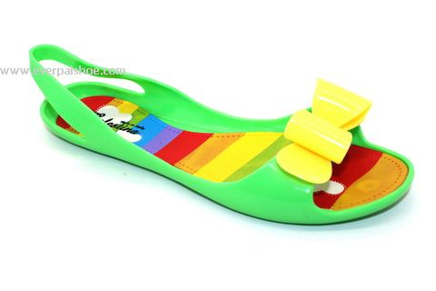 PVC Jelly Shoes for Girls